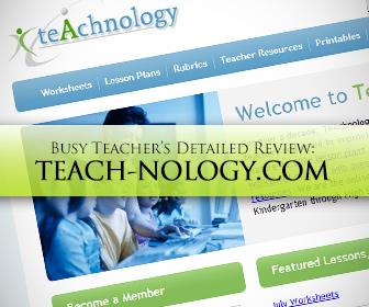Teach-nology.com: BusyTeacher's Detailed Review