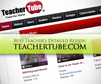 Teachertube.com: BusyTeacher's Detailed Review
