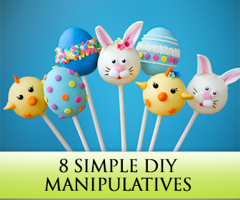 8 Simple DIY Manipulatives Perfect for Your ESL Classroom