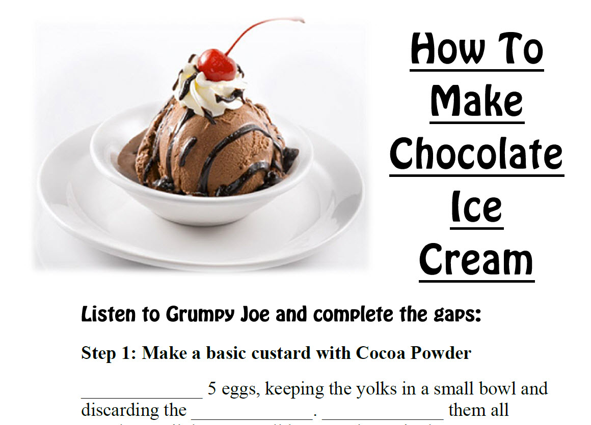 How to make ice cream 51