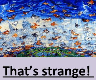 That's Strange!