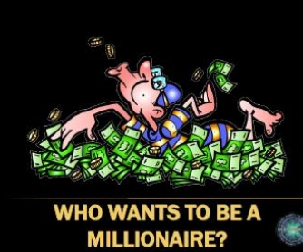 Who Wants to Be a Millionaire: Past Simple