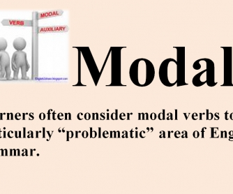 Modal Verbs Difficulties