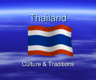 Thailand Culture & Traditions