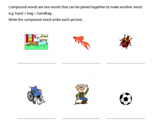 Compound Words (2)