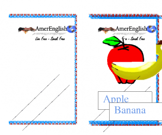 Fruit - Flash Cards