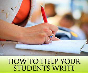 Be Reasonable: How to Help Your Students Write Using Good Support