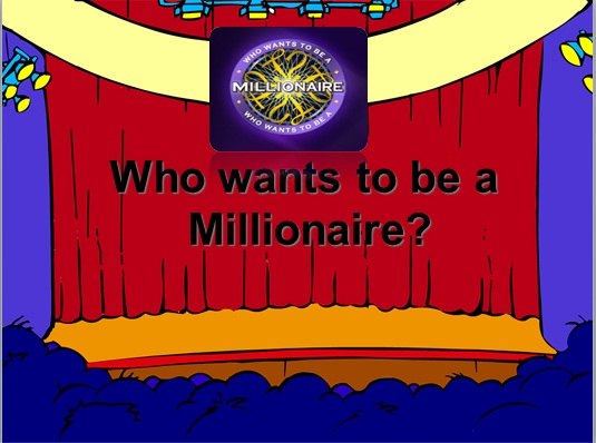 Who Wants To Be A Millionaire Relative Clauses