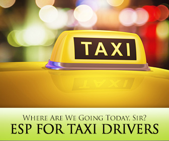 Where Are We Going Today, Sir? : ESP for Taxi Drivers