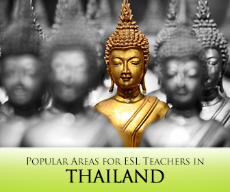 Thailand: Overview of Popular Areas for ESL Teachers