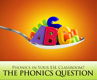 Phonics in the ESL Classroom – Is It Right for You?