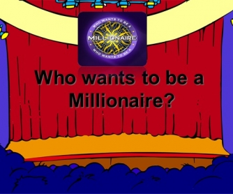 Who Wants to Be a Millionaire? - Relative Clauses
