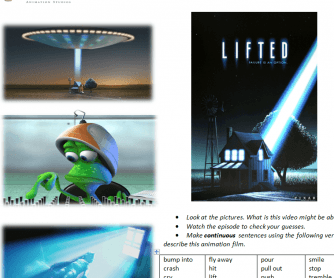 Movie Worksheet: Lifted