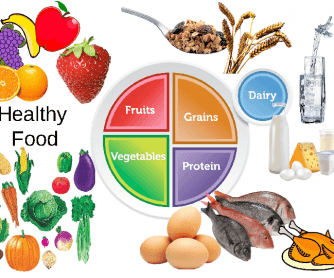 Healthy Food / Fruit and Vegetables