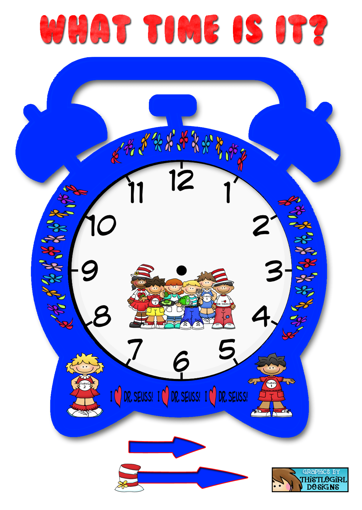 Make your own clock elementary worksheet ibookread
