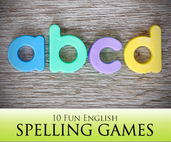 10 Fun English Spelling Games for Your Students