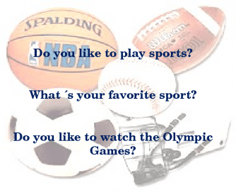 Olympic Sports - the Verbs to Play, Do, or Go