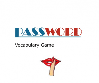 The Password Is... Fashion and Appearance