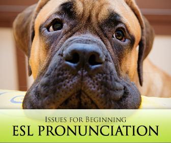 Getting Started, Getting Understood: Issues for Beginning ESL Pronunciation