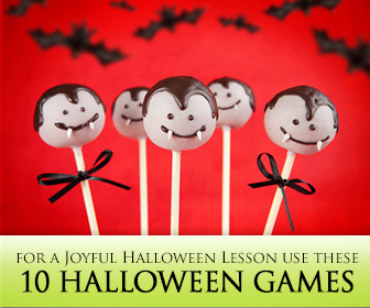 10 Fun Halloween Games for English Practice