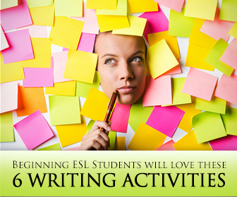 getting to the point 6 short writing activities for beginning esl students - Teaching Essay Writing To Esl Students
