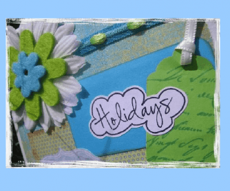 Past holidays (Simple Past)