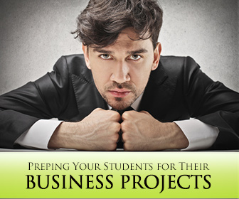 Prepping Your Students for Their Business Projects: 6 Handy Activities