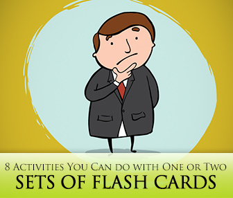 Ready in a flash 8 activities you can do with one or two sets of flash ready in a flash 8 activities you can do with one or two sets of flash cards fandeluxe Gallery
