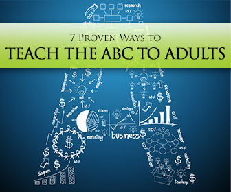 7 Proven Ways to Teach the ABCs to Adults