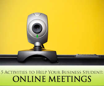 Online Meetings: 5 Activities That Will Make Your ESL Business Student a Success