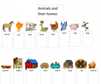 Animals - BusyTeacher: Free Printable Worksheets For Busy English ...