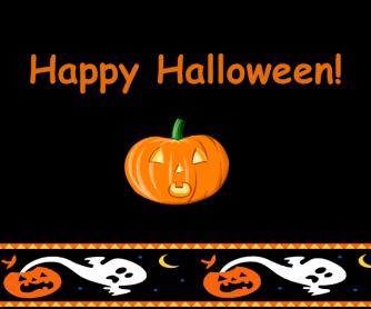 Happy Halloween + Second Conditional