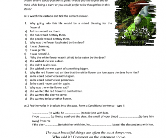 Movie Worksheet: Descendants