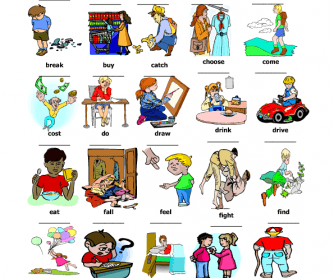 Past Simple: Irregular Verbs