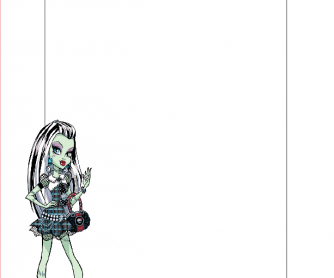 Monster High: Write a Story in Past Simple