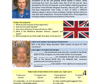 The 100 Greatest Britons