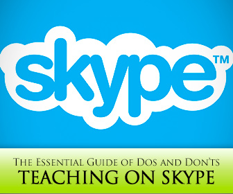 Teaching on Skype©: Essential Guide of Do's and Don'ts