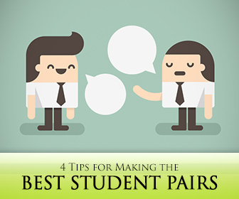 A Match Made in Heaven: 4 Tips for Making the Best Student Pairs