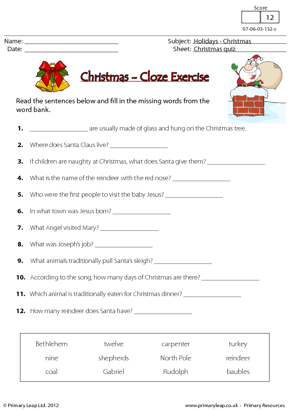 graphic relating to Christmas Song Quiz Printable called Xmas Quiz Printable