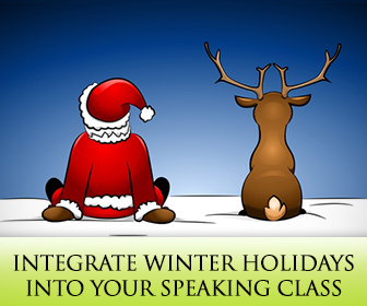 """Naughty or Nice"" and 6 Other Activities to Integrate Winter Holidays into Your Conversation Class"