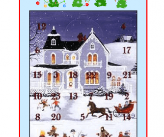 Advent Calendar - Christmas Activities