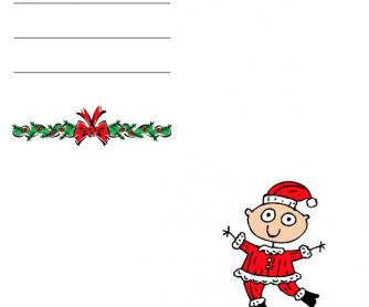 Christmas Greetings Card - Angel Dancing