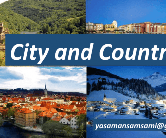 Country and Town PowerPoint