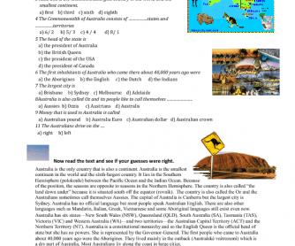 Australia-Geography