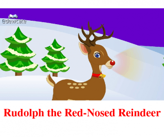 Rudolph the Red-Nosed Reindeer - Book Version