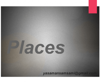 Places PowerPoint