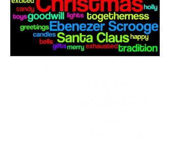 Christmas & New Year Wordle