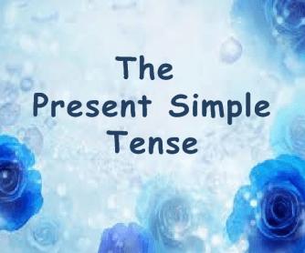 Present Simple PPT