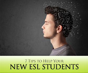 7 Tips to Help Your New Elementary ESL Students Survive and Thrive