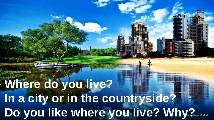 countryside v s city life What are the advantages of country life over city dwelling and the main reasons why a growing homes in the countryside are surrounded by nature which has a.